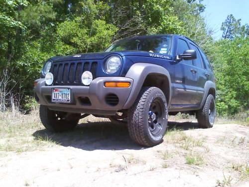 Jeep Liberty Kj Front Bumper