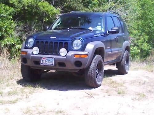 F on Jeep Body Kits