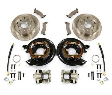 G2 Disc Brake Conversion Kit for Dana 35, Chysler 8 25