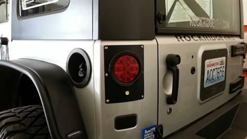 Jeep Wrangler Interior >> Pandemic - COMPLETE LED Tail Light Conversion KIT - FLUSH ...