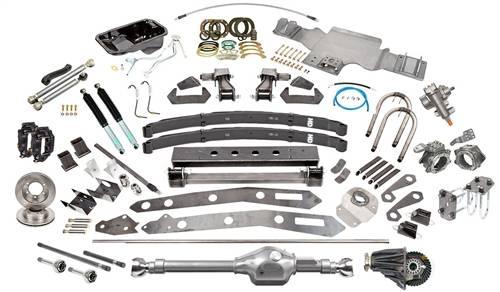 TRAIL-GEAR SAS Kit C Toyota Tacoma / 4Runner 95-04