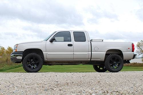 Zone Offroad 3 5 Quot Combo Kit Chevy Gmc 1 2 Ton Pickup