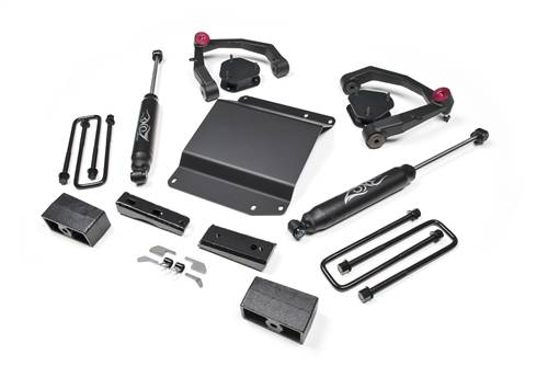 zone offroad zone offroad 3 5 adventure series uca lift kit for 07 13 chevy gmc 1500 4wd c29n