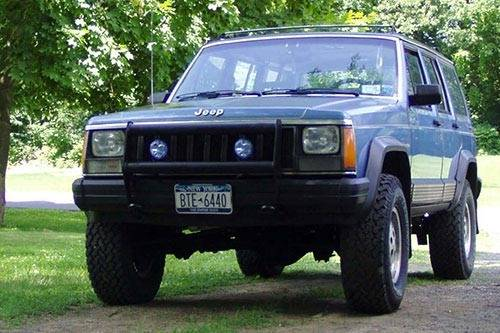 Zone Offroad 3 Quot Jeep Cherokee Xj 84 01 Suspension Lift Kit