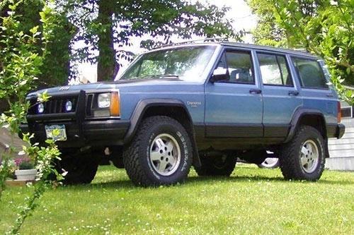 Zone Offroad Zone Offroad 3 Quot Jeep Cherokee Xj 84 01