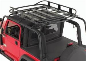 Jeep Rack Systems - Jeep Wrangler YJ 87-95