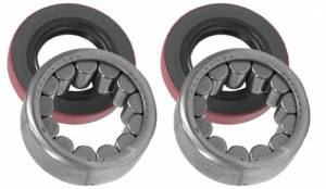 Differential & Axle - Axle Seals and Bearings