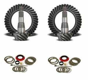 GEAR CHANGE PACKAGES BY VEHICLE - Jeep Wrangler TJ / LJ 97-06