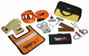 Winches & Recovery Gear - Recovery Gear