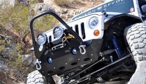 Bumpers & Tire Carriers - Jeep Wrangler JK 07-PRESENT