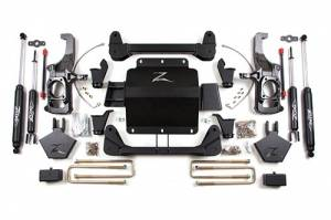 2011-19 Chevy / GMC 3/4 Ton Pickup HD - Zone Offroad Products