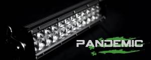 LED LIGHTING - DOUBLE ROW LED LIGHT BARS
