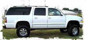 Avalanche 1500 4WD - 2000-2006