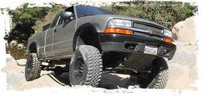 S-10 Series 4WD - 1995-2004 S-10 Pickup/Sonoma ZR2