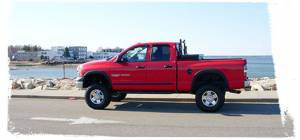 Ram 3/4 Ton Power Wagon - 2008
