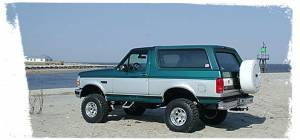 Bronco 4WD - 1980-1996 Full Size