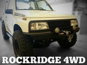 Suzuki/Geo - Tracker - 2 Door