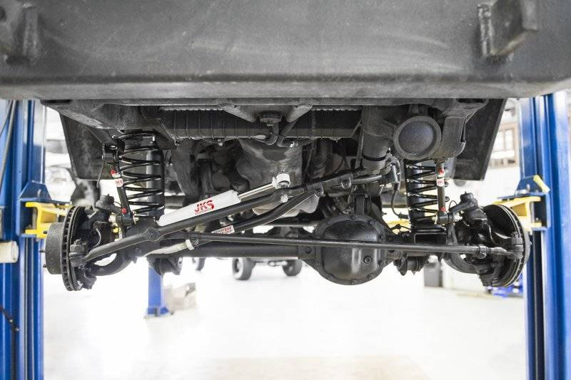 Jspec 2 Quot Suspension System For 1997 2006 Jeep Wrangler Tj