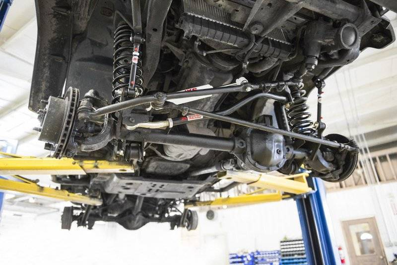 """Wrangler Rock 47 >> Jspec 2"""" Suspension System for 1997-2006 Jeep Wrangler TJ"""