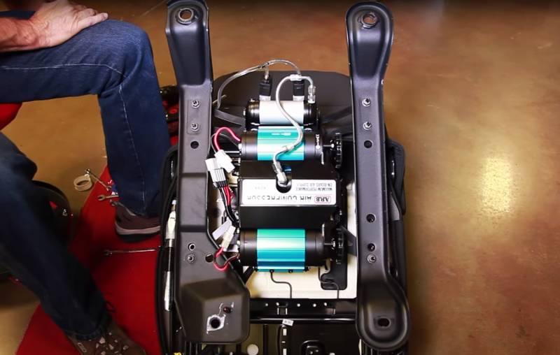 Teraflex Jeep Wrangler Jk Arb Compressor Under Seat