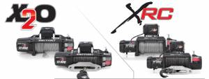 Winches & Recovery Gear - 8,000 to 16,000 lbs Electric Winches
