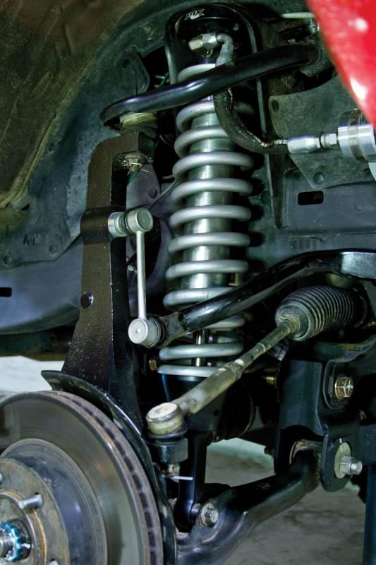 Bds Suspension Bds 6 Quot Coil Over Suspension System For