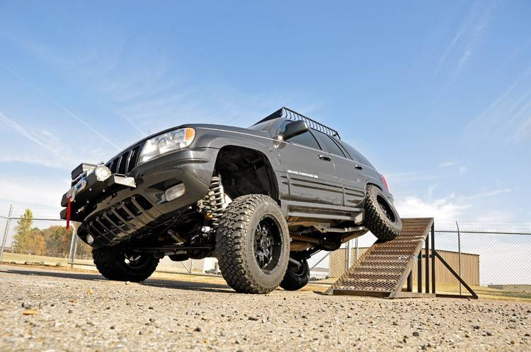 Rough Country 99-04 Jeep WJ Grand Cherokee 4