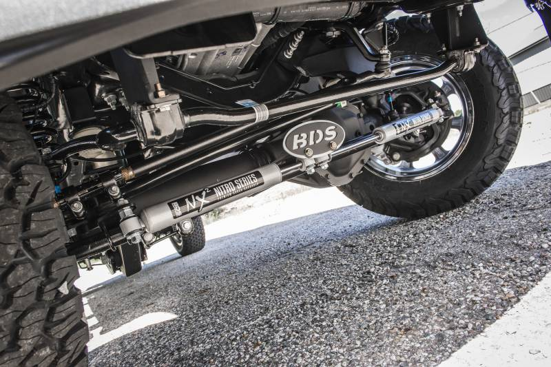 Bds Suspension Bds Suspension 4 Quot Radius Arm Suspension