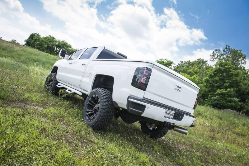 zone offroad zone offroad 3 adventure series uca lift system 2011 19 chevy gmc 2500hd