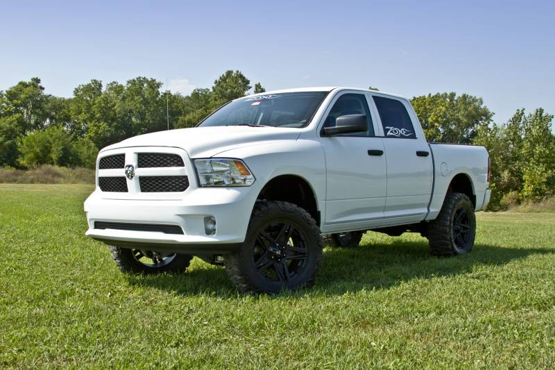 """4 Inch Lift Kit For Dodge Ram 1500 4Wd >> Zone Offroad - Zone Offroad 3.5"""" Combo Lift Kit 12-18 Ram ..."""