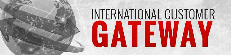 International Customer Gateway
