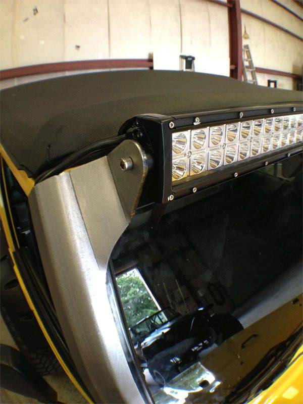 F144725817g light bar mount for jeep wrangler tjlj mb1001 additional images pricing 9900 aloadofball Image collections
