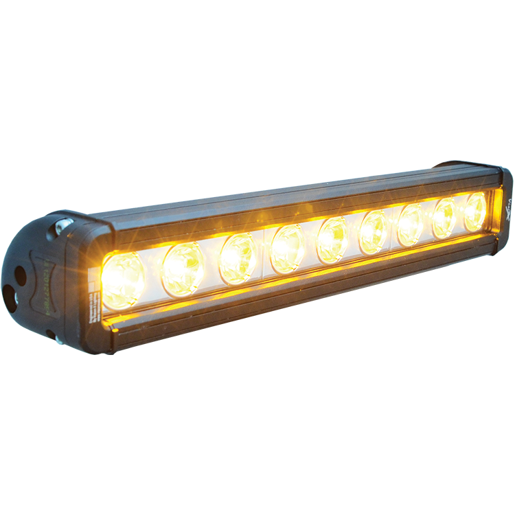 Vision x 12 xmitter lo pro amber led light bar xil lp910a aloadofball Image collections