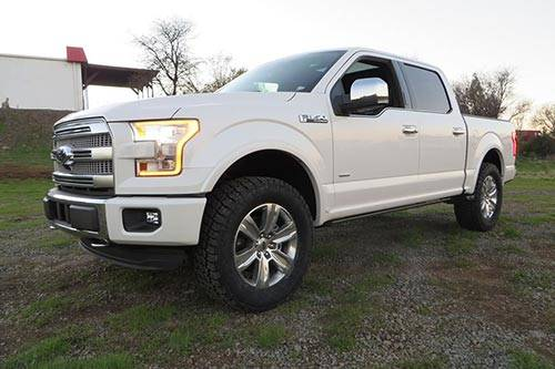 Bds Suspension 2 1 2 Leveling Kit For 2009 2018 Ford F150 2wd And