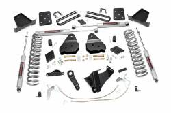 "Rough Country - Rough Country Ford 2011-2012 4wd Ford F-250 Super Duty 6"" Suspension Diesel"