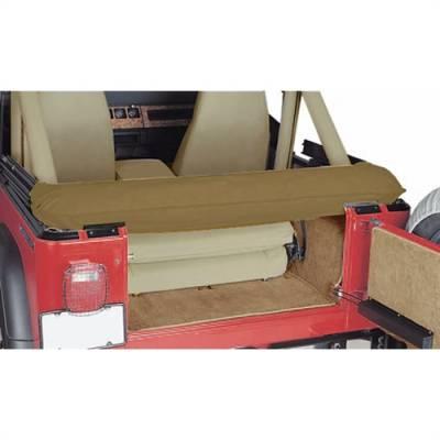 Rugged Ridge - Soft Top Storage Boot, Spice, 92-06 Jeep YJ & TJ Wrangler  -12104.37