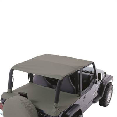 Header Roll Bar Top Diamond Khaki 97 06 Tj Jeep Wrangler 13581 36
