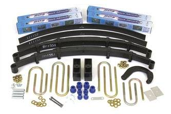 """BDS Suspension - BDS Suspension 6"""" Lift Kit for 1973 - 1976 GM 4WD K5 Blazer/Jimmy, K10 / K15 1/2 ton Suburban and pickup truck  -115H"""
