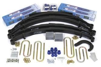 """BDS Suspension - BDS Suspension 8"""" Lift Kit for 1988 - 1991 Chevrolet/ GMC 4WD 3/4 ton Suburban  -148H"""