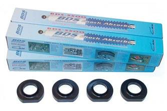 """BDS Suspension - BDS Suspension 3/4"""" Lift Kit for 1997 - 2006 Jeep Wrangler TJ including Rubicon and Unlimited -415H"""