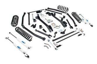 "BDS Suspension - BDS Suspension 6-1/2"" Lift Kit for 1997 - 2006 Jeep Wrangler TJ & the 2003 - 2006 Jeep Wrangler TJ Rubicon - 467H"