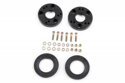 """BDS Suspension - BDS Suspension 2-1/2"""" leveling Kit for2009-2020 Ford F150 2WD / 4WD pickup trucks- 572H"""