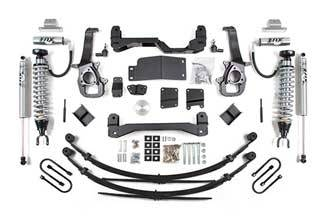 "BDS Suspension - BDS Suspension 6"" Coil-Over Lift Kit for 2006 - 2008 Dodge Ram 1500 4WD 1/2 Ton Pickup - 624F"