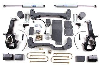 "BDS Suspension - BDS Suspension 4"" Lift Kit for 2006 - 2008 Dodge Ram 1500 4WD 1/2 Ton Pickup  -625H"