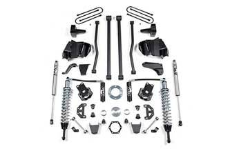"""BDS Suspension - BDS Suspension 8"""" Performance Coil-Over System for the 2008 Dodge 2500 3/4 Ton & 3500 1 Ton 4WD Pickup including Mega Cab - 641F"""