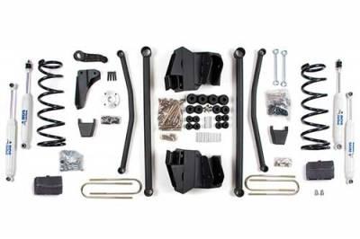 """BDS Suspension - BDS Suspension 4"""" Long Arm Kit for 2005-07 Dodge Ram 2500 Powerwagon  -669H"""