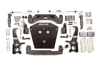"""BDS Suspension - BDS Suspension 7"""" lift kit for the 2007 - 2015 Toyota Tundra 2WD & 4WD Pickups - 813H"""
