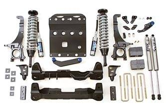 """BDS Suspension - BDS Suspension 2005-2015 Toyota Tacoma 4wd 6"""" Coil-Over System - 815F"""