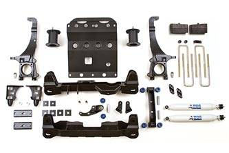 """BDS Suspension - BDS Suspension 2005-2015 Toyota Tacoma 4wd 4"""" System -816H"""