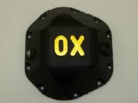OX Locker - OX LOCKER HEAVY DUTY DANA 44 DIFFERENTIAL COVER  -OXD44-16-P